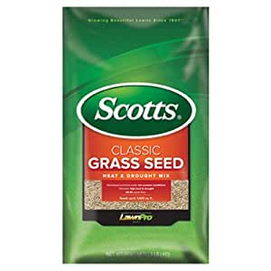 Scotts Lawns 17295 7-Lbs. Classic Heat & Drought Grass Seed 7-Pound