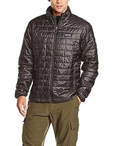 Patagonia Men's Nano Puff Jacket - Forge Grey, Large 海外卖家直邮
