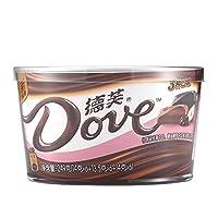 德芙 什锦装牛奶,榛仁葡萄干及黑巧克力 (碗装)249g(加量装随机发送)