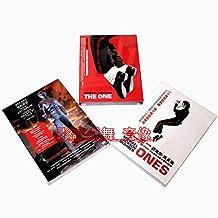 正版 MJ 迈克杰克逊 Michael Jackson DVD 3碟盒装光盘(含他的历史:音乐录影带精选第一辑)