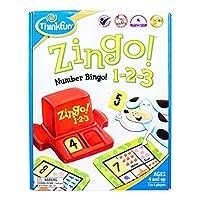Thinkfun 新想法 益智玩具 眼明手快 123 数字版 Zingo 1-2-3