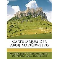 Cartularium Der Abdij Marienweerd