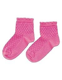 grödo ( groedo ) 有机棉儿童儿童袜子(3只装)德国进口