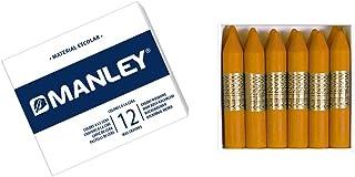 Manley 64 支蜡笔,12 支