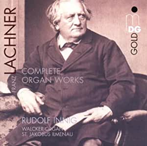 进口CD:Lachner:Complete Organ Works(CD)31714872