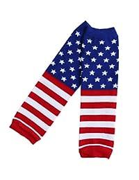 Baby USA 国旗护腿套