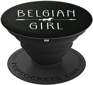 比利时马女孩礼物骑马爱好者骑行赛车260027  黑色