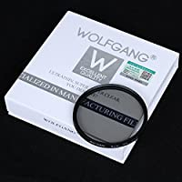 WOLFGANG/沃尔夫冈 超薄高清 98%透过率 CPL滤光镜 偏振镜(67mm)适用于索尼FE24-70F4