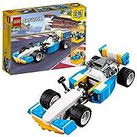 LEGO 乐高  拼插类 玩具  LEGO Creator 创意百变系列 雷霆赛车 31072 6-12岁