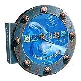 DK系列丛书:圆盘中的海洋
