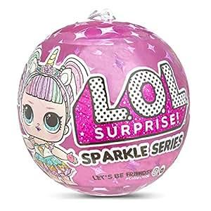 L.O.L Surprise!  闪光系列娃娃 A 多色