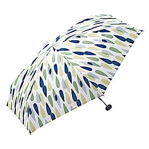 w.p.c 折りたたみ傘 レイン 手開き グリーン 50cm 554-127
