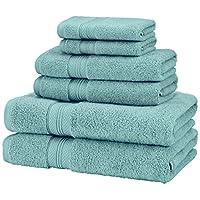 中国亚马逊:Pinzon 皮马棉毛巾6件套装194.92元(直邮低至210元)