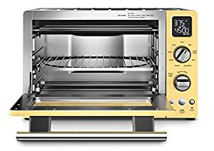 KitchenAid KCO275MY Convection 1800-watt Digital Countertop Oven, 12-Inch, Majestic Yellow