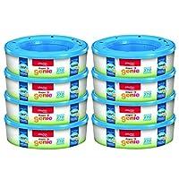 Playtex Diaper Genie 尿布桶替换芯 8件装(270*8)