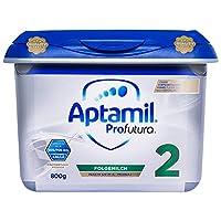 (跨境自营)(包税) Aptamil 爱他美 德国 白金版 较大婴儿配方奶粉 2段(0-6个月) 安心罐 800g