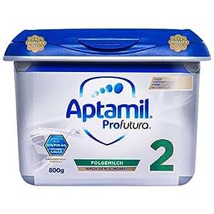 (跨境自营)(包税) Aptamil 爱他美 德国 白金版 较大婴儿配方奶粉 2段 安心罐 800g(6-12个月)