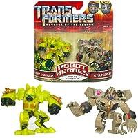 变形金刚 MV2机器人 HEROES Autobot Springer & starscream