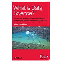 What Is Data Science? (English Edition)