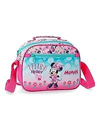 Disney Minnie Heart Beauty Case 25 厘米 4.75 粉色(玫瑰色)