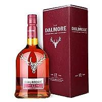 DALMORE 帝摩 12年苏格兰单一麦芽威士忌700ml