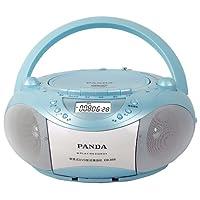熊猫 CD-850 便携式DVD复读播放机(蓝色)