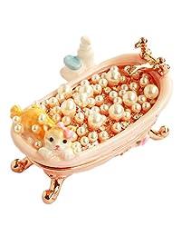 皮亚斯 小型浴盆 粉色 EX505-1