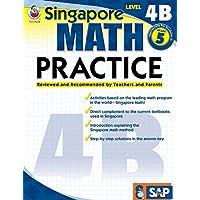 Singapore Math Practice, Level 4B