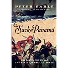The Sack of Panamá: Captain Morgan and the Battle for the Caribbean (English Edition)