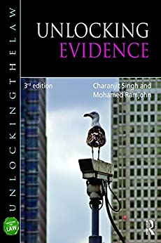 """Unlocking Evidence (Unlocking the Law) (English Edition)"",作者:[Singh, Charanjit, Ramjohn, Mohamed]"