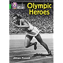 Olympic Heroes: Band 05/Green (Collins Big Cat) (English Edition)