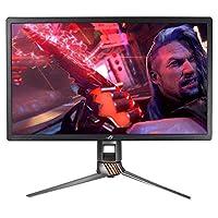华硕 ROG Swift PG27UQ 27 英寸游戏显示器 4K UHD 144Hz DP HDMI G-SYNC HDR Aura Sync 眼部护理