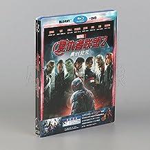 复仇者联盟2:奥创纪元( 蓝光碟 BD+DVD)