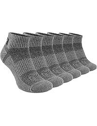 281Z 跑步垫及踝短袜 - 运动远足运动锻炼(深灰色)