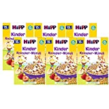 Hipp 喜宝 儿童谷麦脆混合麦片(15个月+) 6盒装 (200g*6)