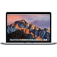 Apple 苹果 MacBook Pro 13英寸笔记本电脑 2.3GHz 双核 Intel Core i5 处理器 MPXQ2CH/A 深空灰-128GB 固态硬盘 苹果电脑 不带touch-bar【2017款】