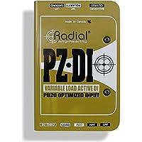 Radial PZDI 1-channel Passive Piezo-Optimized 直箱