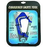 SK8OLOGY CARABINER SKATE TOOL 2.0 SK8CARA2.0 MT/BL