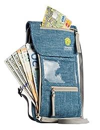 带 RFID 的旅行包、护照夹、旅行钱包,保护您*的男女适用