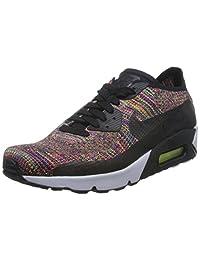 Nike 耐克 休闲 男 休闲跑步鞋 AIR MAX 90 ULTRA 2.0 FLYKNIT 875943-100