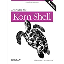 Learning the Korn Shell: Unix Programming (English Edition)