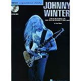 Guitar Signature Licks: Johnny Winter