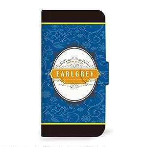 MITAS 智能手机保护壳翻盖型红茶  アールグレイ 36_ZenFone 5 (501CG)
