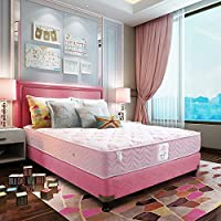 金可儿kingkoil 儿童乳胶床垫宝宝床垫1.2米1.5米 袋装弹簧席梦思 小甜心