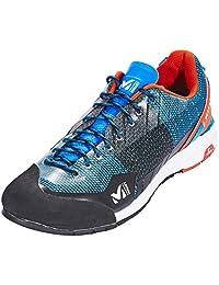 MILLET 中性款成人 ' amuri 爬山鞋子 Blue (Electric Blue/orange) 9 UK