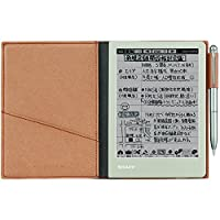 Sharp 夏普 电子笔记本 ノート作成枚数:*大3000ページ 棕色