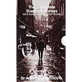 The Complete Sherlock Holmes: All 4 Novels and 56 Short Stories(套装,全两册)
