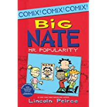 Big Nate: Mr. Popularity (Big Nate Comix Book 4) (English Edition)