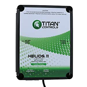 Titan Controls Helios 11 4-Light Controller with Trigger Cord 4 Outlet