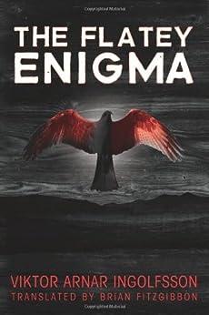 """""""The Flatey Enigma (English Edition)"""",作者:[Ingolfsson, Viktor Arnar]"""
